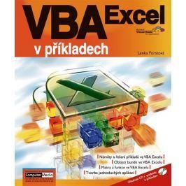Forstová Lenka: VBA Excel v příkladech + CD