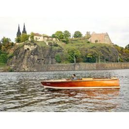 Poukaz Allegria - romantická plavba po Vltavě s kapitánem