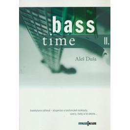 Duša Aleš: Bass time II