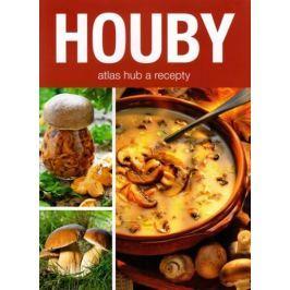 Houby - atlas hub & recepty