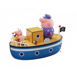TM Toys Peppa Pig - Loď + 3 figurky