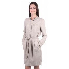 s.Oliver dámské šaty 36 béžová