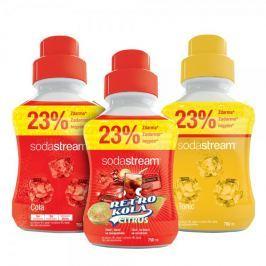 Sodastream Sada Retro/Tonic/Cola750 ml