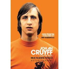 Cruyff Johan: Moje filozofie fotbalu - Autobiografie