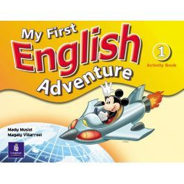 Musiol Mady: My First English Adventure Level 1 Activity Book