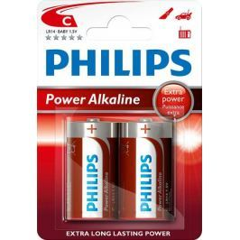 Philips C 2ks Power Alkaline (LR14P2B/10)