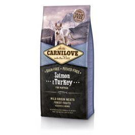 Carnilove Salmon & Turkey for Puppy 12kg