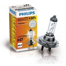Philips Vision H7, 12 V, 55 W, 1 ks