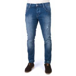 Pepe Jeans pánské jeansy Gunnel 31/32 modrá