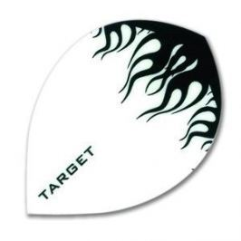 Target – darts Letky PRO 100 Pear Flame White 34116490