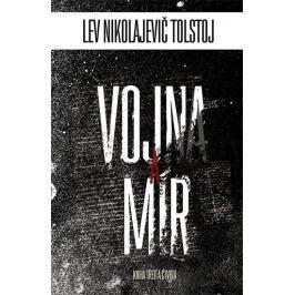 Tolstoj Lev Nikolajevič: Vojna a mír - komplet 1-4 díl