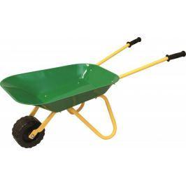 Woody Zahradní kolečko kovové, zelené