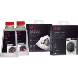 AEG Čistící souprava pro pračky
