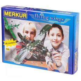Merkur Flying wings 40 modelů 640ks