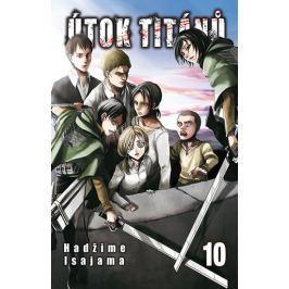 Isajama Hadžime: Útok titánů 10
