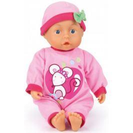 Bayer Design First Words Baby panenka růžová, 33 cm