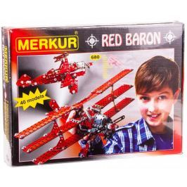 Merkur Red Baron 40 modelů 680ks