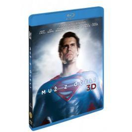 Muž z oceli  3D+2D (2BD)    - Blu-ray