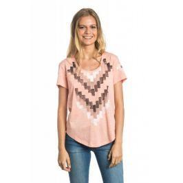 Rip Curl dámské tričko S růžová