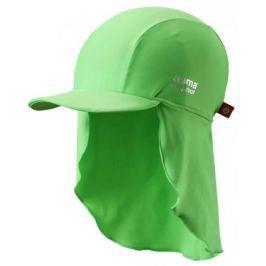 Reima Dětská čepice proti slunci Turtle UV 50+ 44/46 zelená