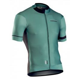 Northwave Airout Jrs S/S Green/Black M