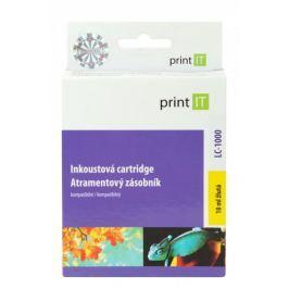 Print IT LC-1000, žlutá