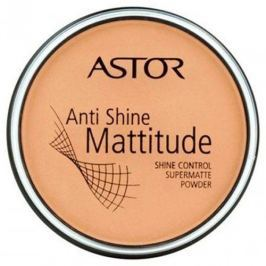 Astor Matující pudr Anti Shine Mattitude (Shine Control Supermatte Powder) 14 g (Odstín 002 Porcelain)