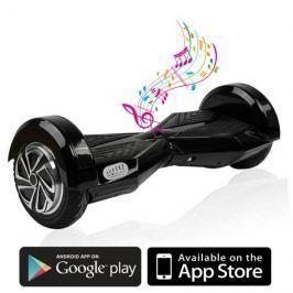 Kolonožka Premium s mobilní aplikací a BT reproduktorem, černá