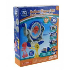 3D Magic Spinner náhradní formy - Akční hrdinové