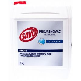 Savo Do Bazénu - Projasňovač 5 kg