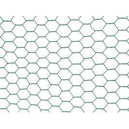 Chovatelské šestihranné pletivo Zn+PVC 25 mm - výška 100 cm, role 25 m