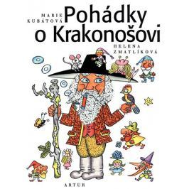 Kubátová Marie: Pohádky o Krakonošovi - 3. vydání