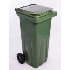 J.A.D. TOOLS popelnice 120 l zelená plastová