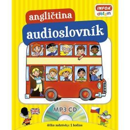Angličtina - audioslovník + CDmp3