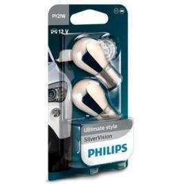 Philips Žárovka typ PY21W, 12V, 21W, Silver Vision