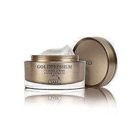 GA-DE Denní zpevňující krém proti stárnutí pleti SPF 10 (Gold Premium Firming Day Cream) 50 ml