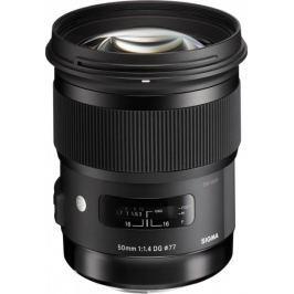 Sigma 50/1.4 DG HSM ART pro Canon (4 roky záruka) - II. jakost