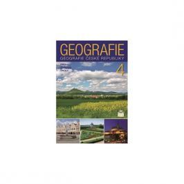 Kastner a kolektiv J.: Geografie pro střední školy 4 - Česká republika