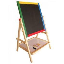 Marionette Kreslící tabule 2v1, dřevěná