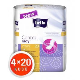 Bella Control Lady Mini 4 x 20 ks