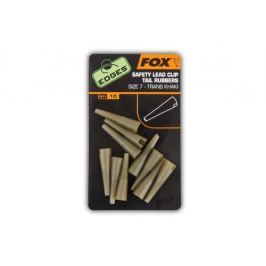 Fox edges Lead Clips Tail Rubbers khaki 7