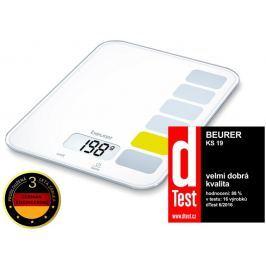 Beurer Kuchyňská váha Sequence KS19 - II. jakost