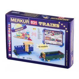 Merkur Stavebnice 031 Železniční modely