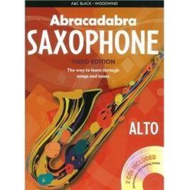 KN Abracadabra Saxophone Alto - Third Edition Noty pro saxofon