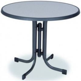 Rojaplast PIZARRA stůl ø 85 cm