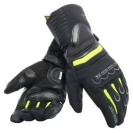 Dainese rukavice SCOUT 2 GORE-TEX vel.M černá/fluo žlutá, UNI