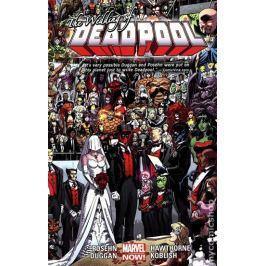Duggan Gerry, Posehn Brian, Koblish Scot: Deadpool 5 - Deadpool se žení