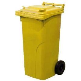 M.A.T. Group Nádoba na odpadky 240l PH, žlutá