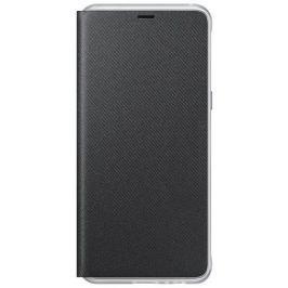 Samsung Flipové neonové pouzdro pro A8 2018, EF-FA530PBEGWW, Black