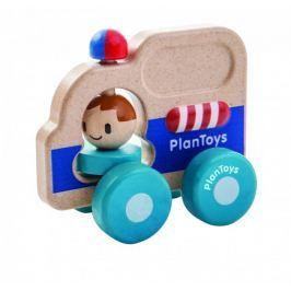 Plan Toys Záchranářské auto